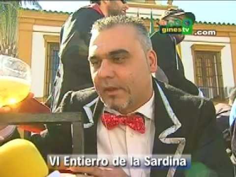 Resumen musical del Entierro de la Sardina de Gines 2012
