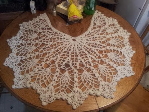 Crochet PINEAPPLE Stitch - HubPages - MoiraCrochets on