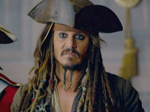 "Pirates of the Caribbean: On Stranger Tides Movie Clip ""Palace Escape"" Official (HD)"