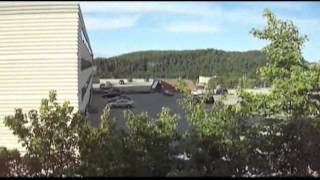 Raw Video: 1 Feared Dead in Canada Roof Collapse