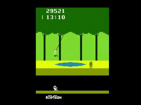 Pitfall! - Vizzed.com Play - User video