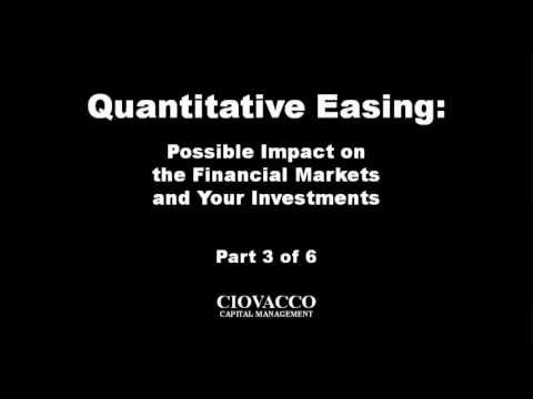 Quantitative Easing Bernanke -- History & Objectives of QE