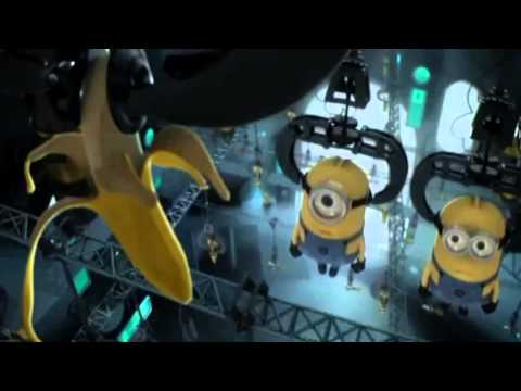 Minions - Banana! Funny Movie!