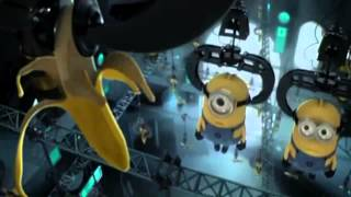 Minions – Banana! Funny Movie!