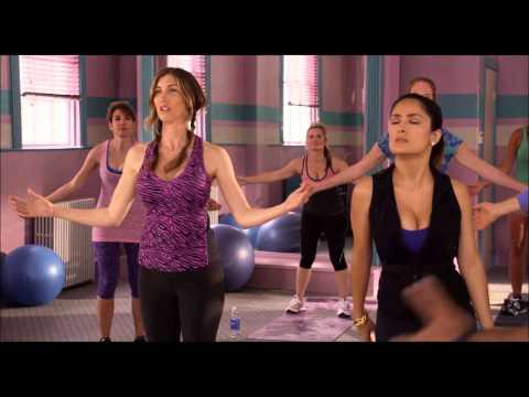 grown ups 2 hot yoga scene