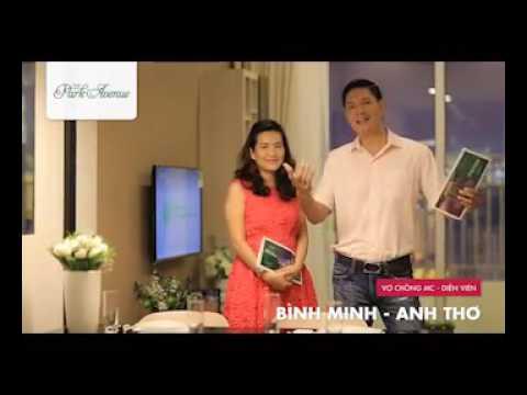 Vo chong MC Binh Minh mua The Park Avenue - 0909 839 161