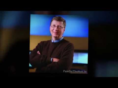 top 5 richest people in the world including Bill Gates