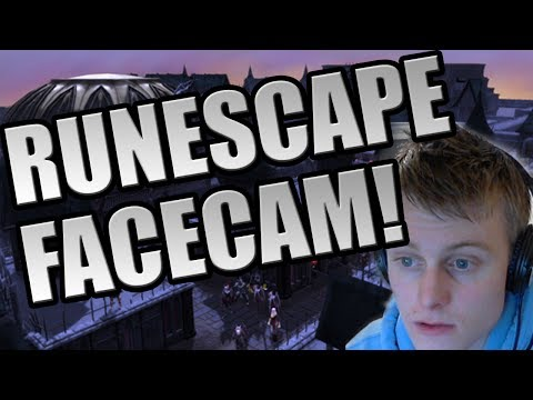 RuneScape 3 Facecam! Bonus Xp! New Videos!