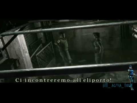 HD - Resident Evil Remake Walkthrough Part 25 - Jill (ITA)