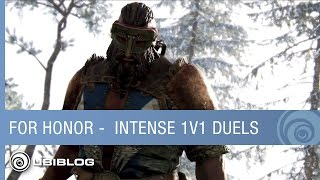 For Honor - Intense 1v1 Duels