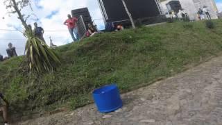 Casca Grossa encara desafio de corrida e bicicleta em Ouro Preto - 1/2