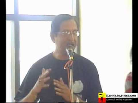 KANNADA TIMES-NGO INAUGURATION WITH WIKIPEDIA WORKSHOP PART-1-Dr.U B PAVANAJA SPEECH