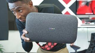 Google Home Max Review: $400 Smart Speaker?