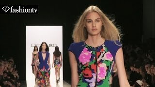 Leonard  Spring/Summer 2014: Designer's Trends | Paris Fashion Week | FashionTV