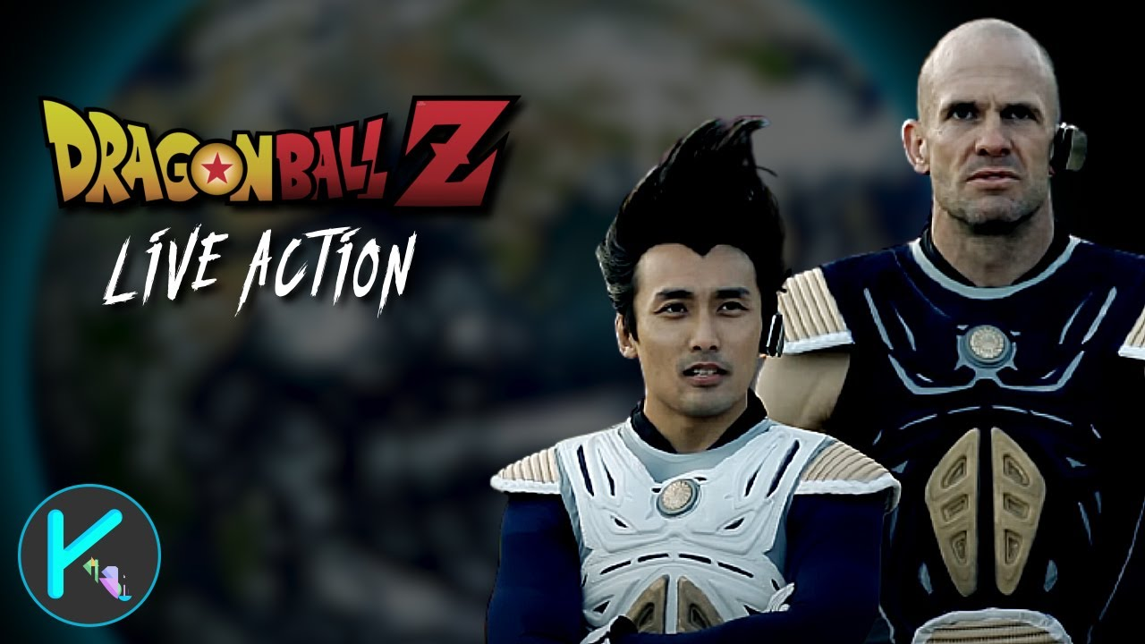 dbz real life characters - photo #27