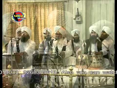 Bhai Guriqbal Singh Ji  Saas Saas Simraho Gobind Part 1 of 3 from Ragga Music 9868019033