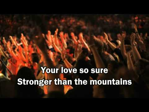 Love So High - Hillsong Live (with lyrics) (New Album 2012) (Worship with tears 32)