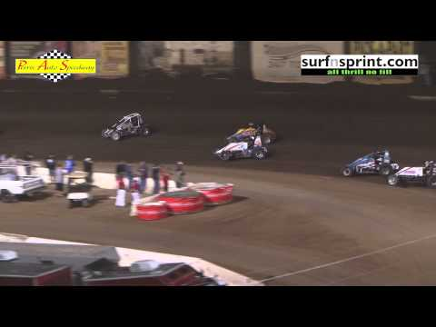 18th Annual Budweiser Oval Nationals :: USAC West Coast & Southwest Sprints