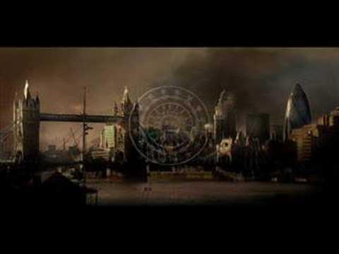 Город из The Secret World - Kingsmouth.