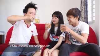 Vlog 7 : Ăn Nhậu - Dưa Leo