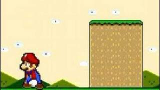 Goku Vs Super Mario Bros Z (with Sound)