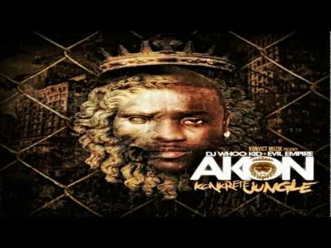 04 - We On feat Yo Gotti [Akon - Konkrete Jungle 2012] - Mixtape (HD)