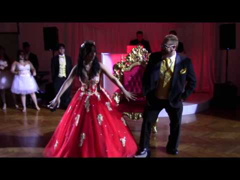 Grammy Music Award Theme Sweet 16: Grand Entrance and Father daughter dance