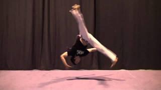 Au Sem Mao- Capoeira Movimento + Slow Motion