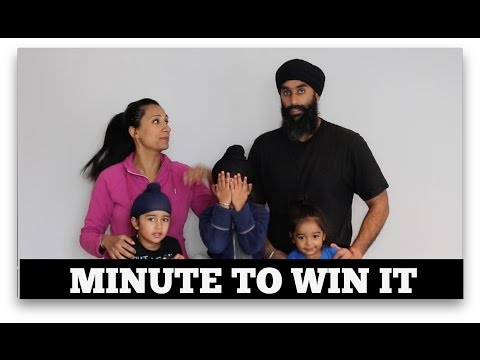 MINUTE TO WIN IT | MB3