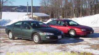 My 1994 and 2001 Chrysler Intrepid: A Tribute