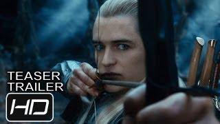 El Hobbit: La Desolación De Smaug Teaser Trailer