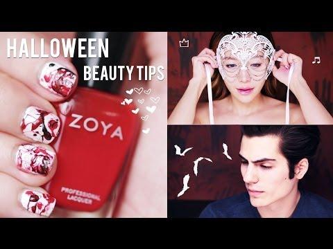 My Halloween Beauty Tips