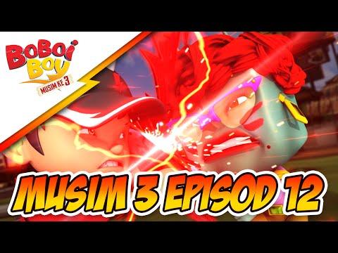 BoBoiBoy Season 3 Episode 12: Ketibaan Ibu Adu Du