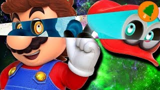 Super Mario Odyssey Shared Universe Conspiracy