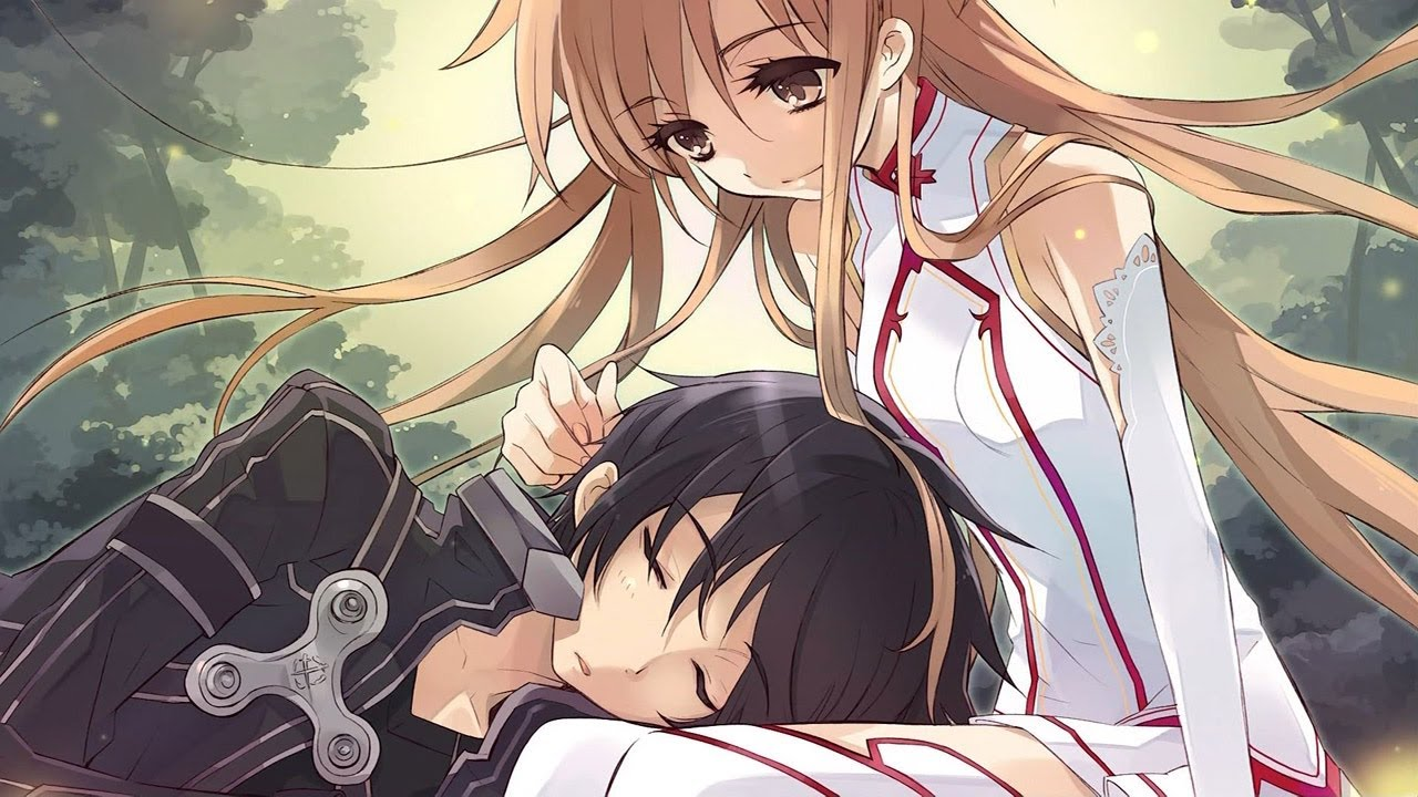 The best couples from romance animes! 2013 kissing scenes ...