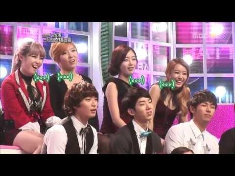 [Vietsub] 100923 Secret - Magic @ Star Dance Battle (by Kwanghee, Haha, Jongmin...)