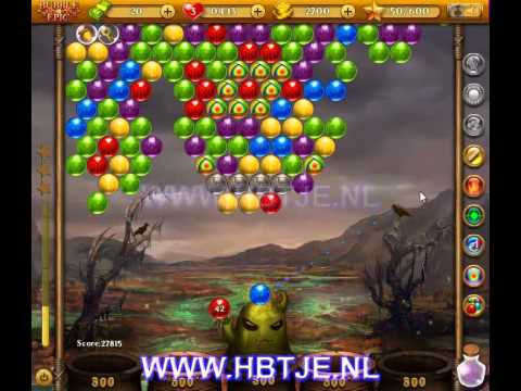 Bubble Epic level 29
