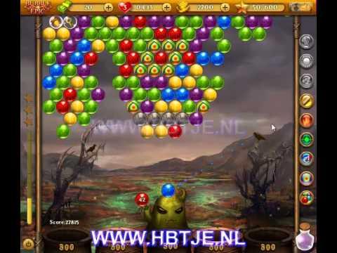 Bubble Epic level 29