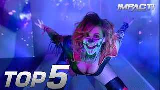 Top 5 Must-See Moments from IMPACT for Apr. 12, 2018 | IMPACT! Highlights Apr. 12, 2018