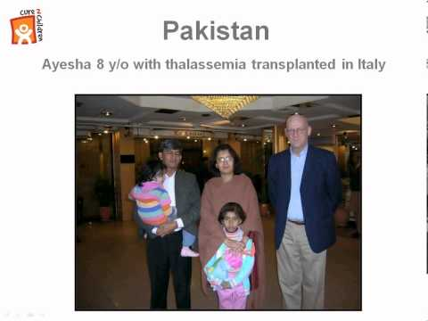 Part 2, Bone Marrow Transplantation for Severe Thalassemia