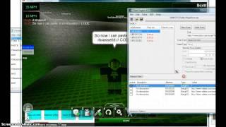 ROBLOX Cheat Engine Animation Hack August 2014