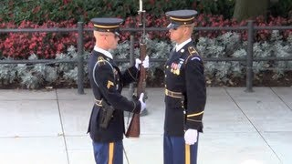 ★HD★ Changing Of The Guard Tomb Of The Unknown Soldier