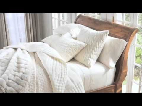 White Bedding Styling Tips By Steven Whitehead Pottery