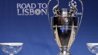 Champions League Draw 2014/15