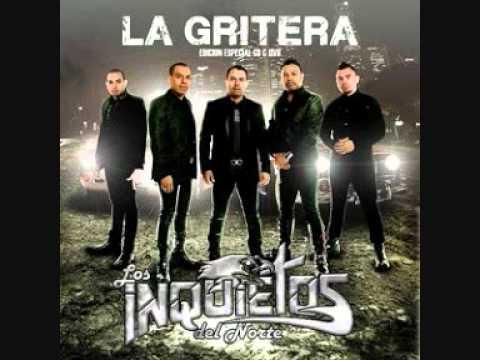 Los Inquietos Del Norte [ Estreno 2012 ] Mix Corridos ( CD La Gritera 2012 )