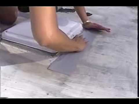how to fix delaminated pop up caravan roof