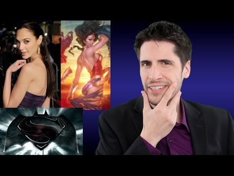 Gal Gadot is Wonder Woman in Man of Steel 2!