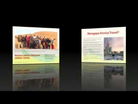 Video Presentasi Haji & Umroh Annisa Travel