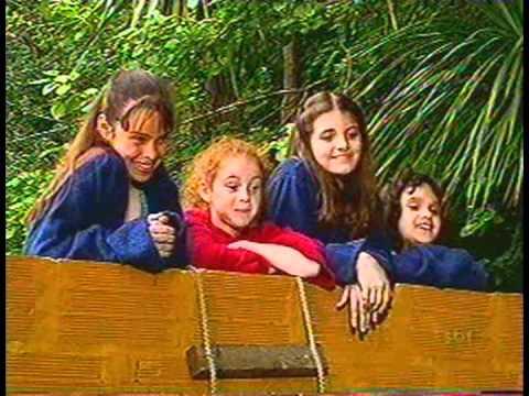 Chiquititas Brasil 1997 - As crianças invadem a casa do vizinho