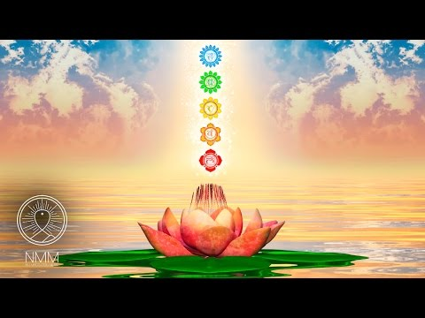 Reiki music with tibetan singing bowl every 3 minutes, healing music, meditation music 32209R